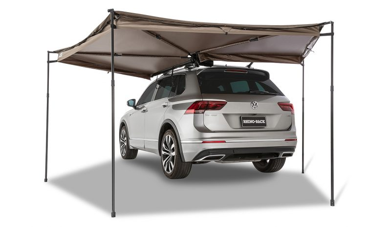Rhino Rack Batwing Compact 270 Awning – Driver's Side full