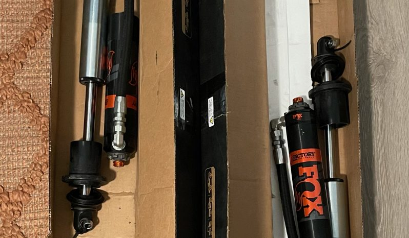 Brand New Fox Coilovers with DSC Adjusters full