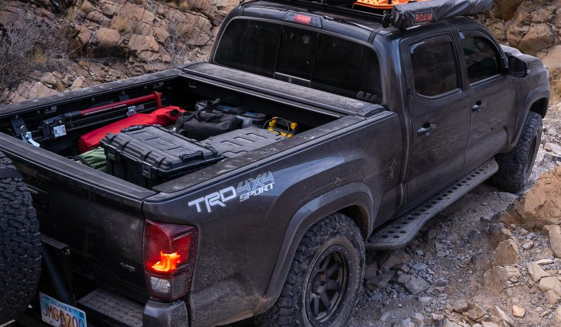 Pace Edwards Tonneau Cover for Toyota Tacoma Long Bed 2016+ full