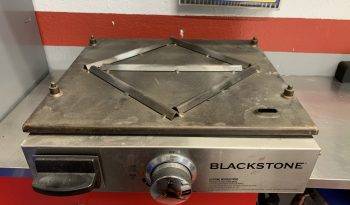 """Blackstone 17"""" Table Top Portable Griddle Grill full"""