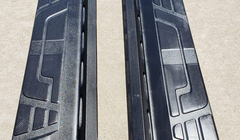 Toyota Tacoma Access Cab OEM Side Step Running Boards Right and Left full