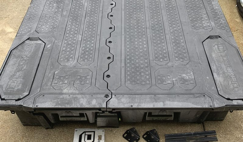 3rd gen Tacoma long bed Decked system full