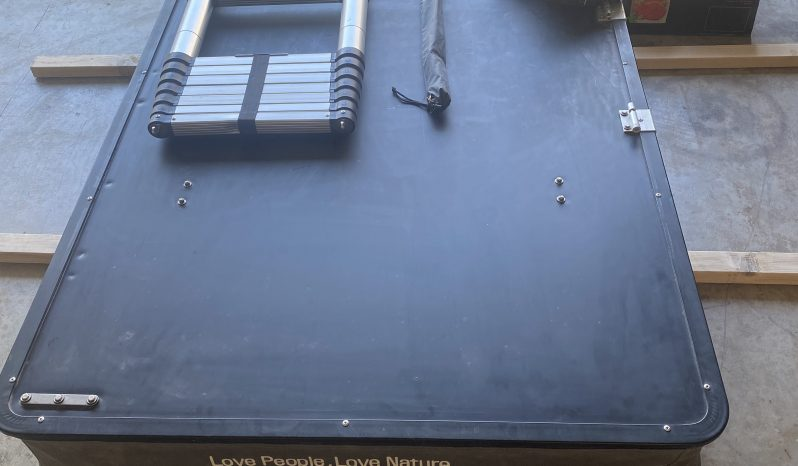 Used iKamper X-Cover with awning full