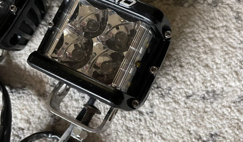 Rigid Light Pods with Harness full