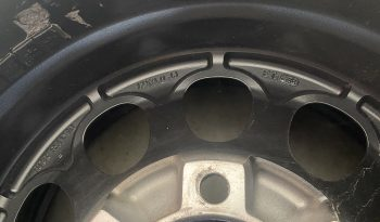 1 17×9.0 SCS Ray 10 with new 35″ Nitto Ridge Grappler full