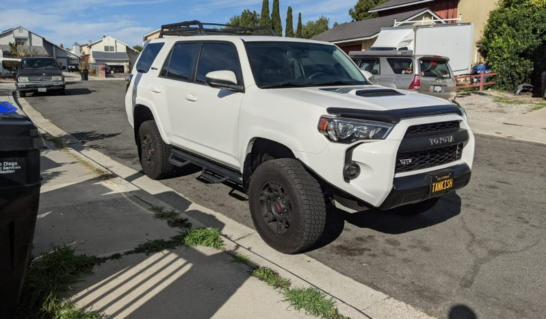 2019 T4R TRD Pro wheels and tires full