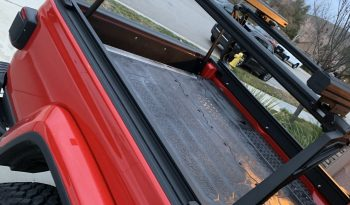 Leitner forged bed rack Jeep/Toyota full