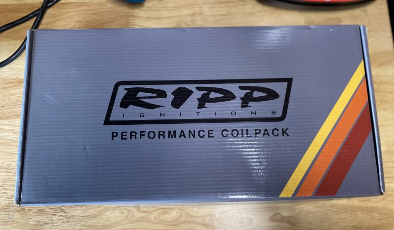 16-20 Tacoma RIPP Supercharger Performance Coils full