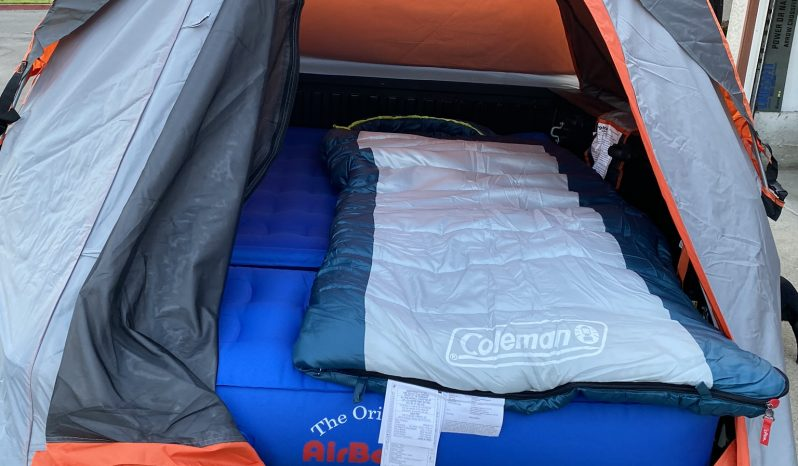 Truck bed tent full