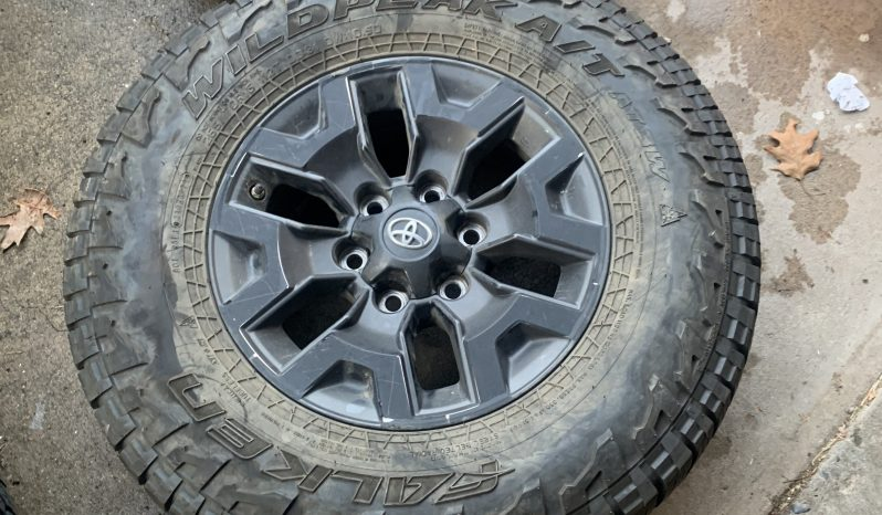 Falken Wildpeak AT3 (4) (wheels and tpms included) full