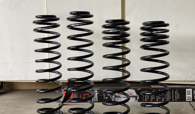 """4"""" Synergy MFG lift coils for Jeep JL/JLU full"""