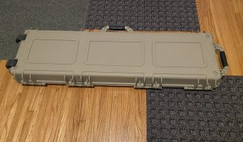 Tan Condition 1 55″ ROLLING WATERPROOF LONG CASES – #818 full